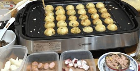 Feel the Osakan\' Soul in the Central Osaka! Let\'s Enjoy KONAMONs; Okonomiyaki & Takoyaki
