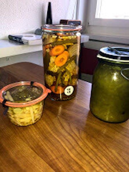 Mix pickels