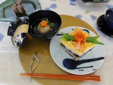 sushi lunch set
