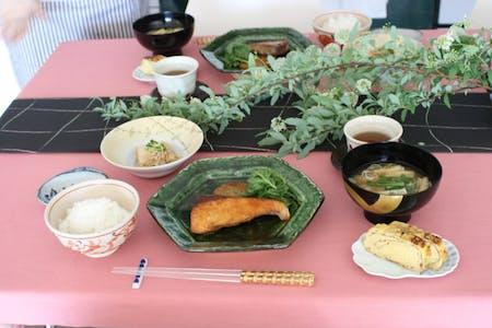 teriyaki lunch set