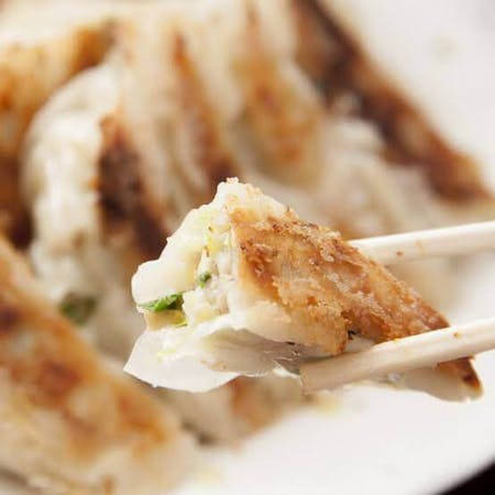 Cook Your Own Gyoza from Scratch!  Cooking Class at Hiroshima