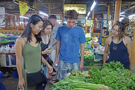 We Love Green - Vegan & Vegetarian Thai Cooking Class in Chiang Mai