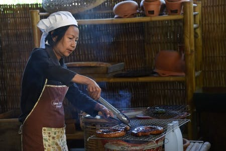 Chiang Mai Lanna Cooking Experience with the locals!!