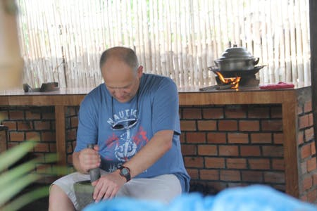 Charity-Based Cambodian Cooking Class