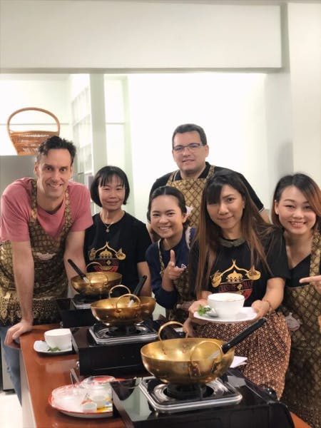 Cuisine@Thai - Traditional Thai Cooking Class (Mo-Tue-Wed-Fri-Sat)
