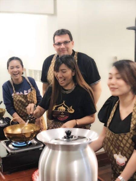 Cuisine@Thai - 2-hours Thai Cooking Class (Mo, Tue, Wed, Thu, Fri, Sat)