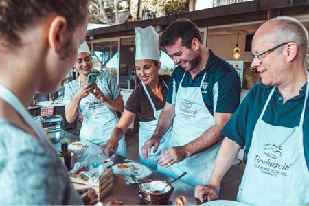 Cooking-class experience in Sorrento