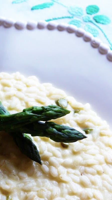 Online cooking class: Risotto from scratch