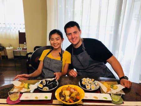 Tempura and Nimono Cooking Class