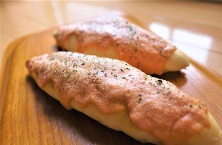 Cod Roe Cream Bread