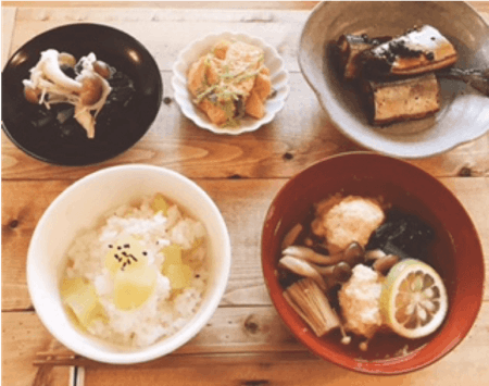 Boiled Fish Teishoku ~Authentic Japanese Home Cooking~