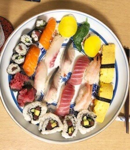 Extravaganza Sushi making course