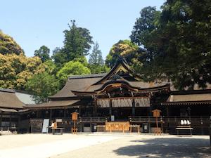 Omiwa Shrine