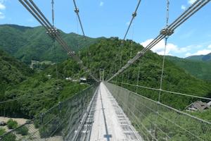 Taniza Suspensions Bridge