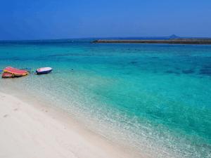 Minna Island Beach