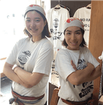 Arisa and  Michiyo